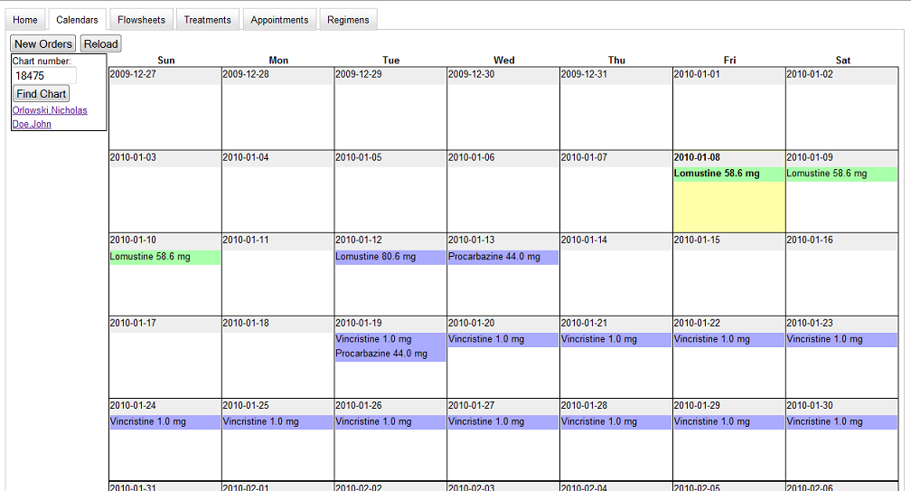 ... lessons from Google calendar that helped me make this calendar work